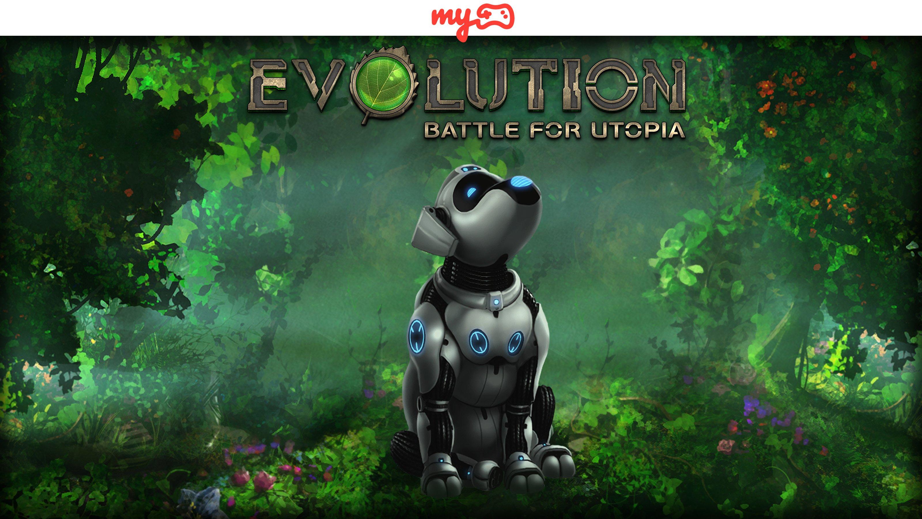 Скачать на андроид игру эволюция битва за утопию.